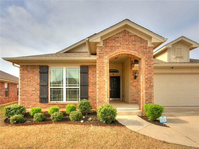 1110 Eaglerock Lane, Norman, OK 73069 (MLS #905970) :: Homestead & Co
