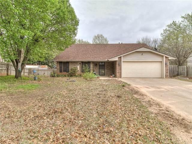 35 Timber Creek Drive, Shawnee, OK 74804 (MLS #905974) :: Homestead & Co