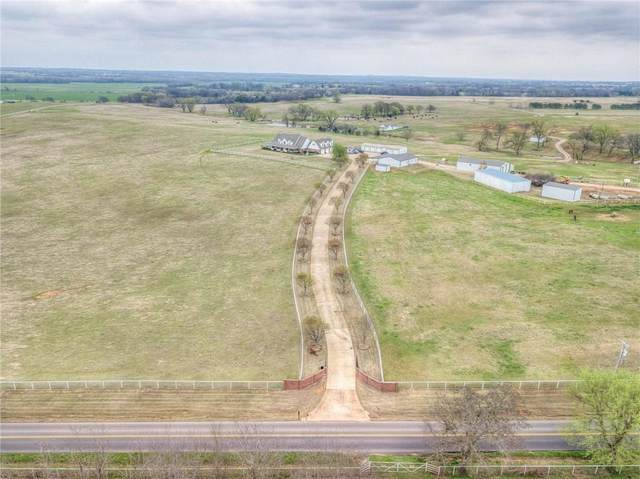 22428 Bryant Avenue, Purcell, OK 73080 (MLS #905975) :: Homestead & Co