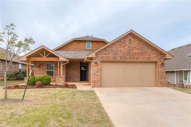 3627 Brougham Way, Oklahoma City, OK 73179 (MLS #905993) :: Homestead & Co