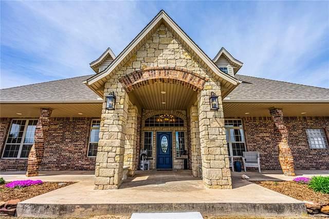 2375 Bingham Drive, Choctaw, OK 73020 (MLS #905998) :: Homestead & Co
