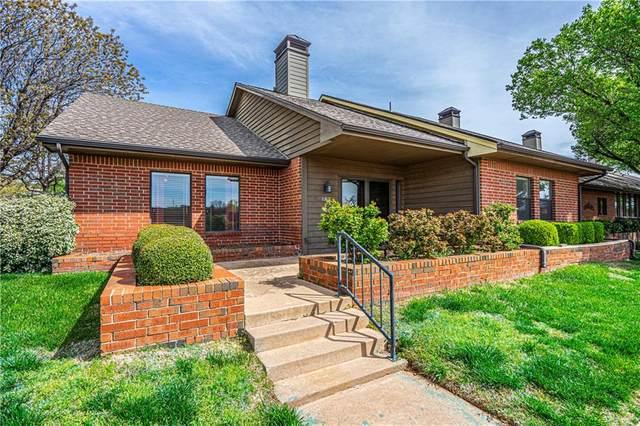 11300 N Pennsylvania Avenue #183, Oklahoma City, OK 73120 (MLS #906001) :: Homestead & Co