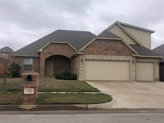 13520 Lancet Lane, Oklahoma City, OK 73142 (MLS #906034) :: Homestead & Co