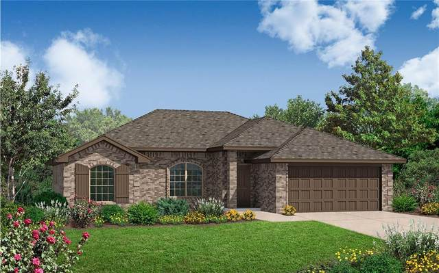 1217 Laurel Creek Drive, Yukon, OK 73099 (MLS #906052) :: Keri Gray Homes