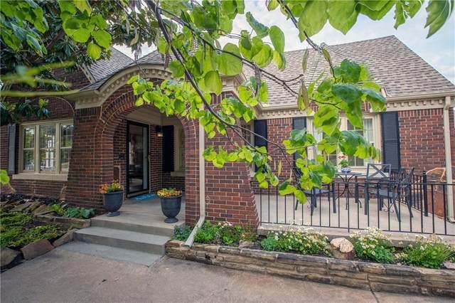 2221 NW 26th Street, Oklahoma City, OK 73107 (MLS #906065) :: Homestead & Co
