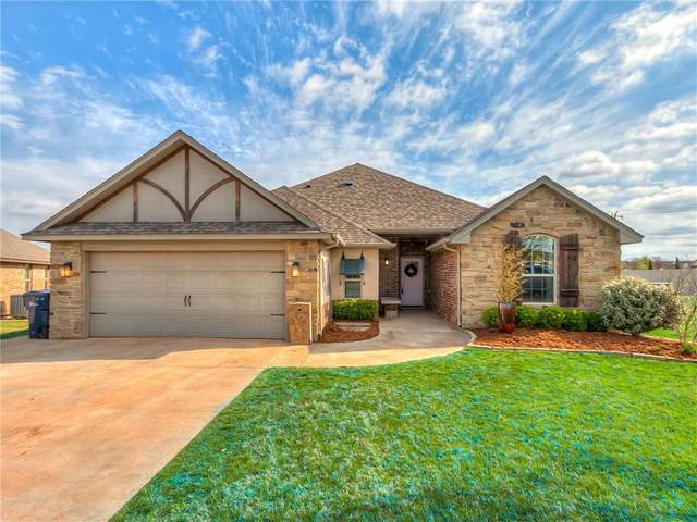 2901 NW 187th Street, Edmond, OK 73012 (MLS #906075) :: Homestead & Co