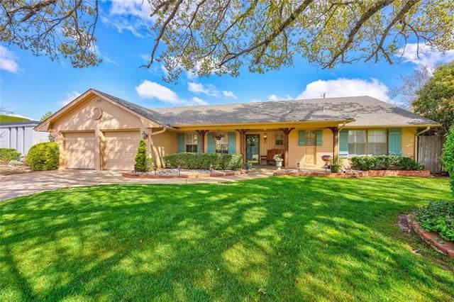 3809 NW 67th Street, Oklahoma City, OK 73116 (MLS #906102) :: Homestead & Co