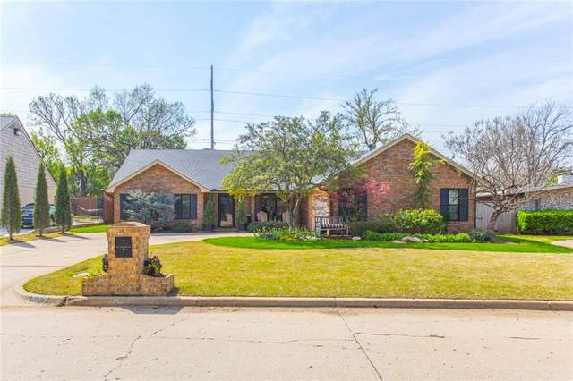 10909 Maple Grove Drive, Oklahoma City, OK 73120 (MLS #906108) :: Homestead & Co