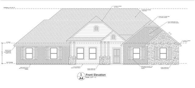26693 Chisholm Trail, Blanchard, OK 73010 (MLS #906117) :: Homestead & Co