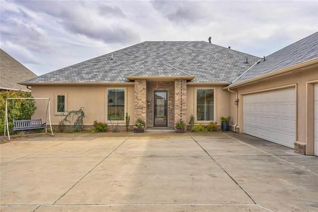 4904 Kathy Lynn Drive, Norman, OK 73072 (MLS #906126) :: Homestead & Co