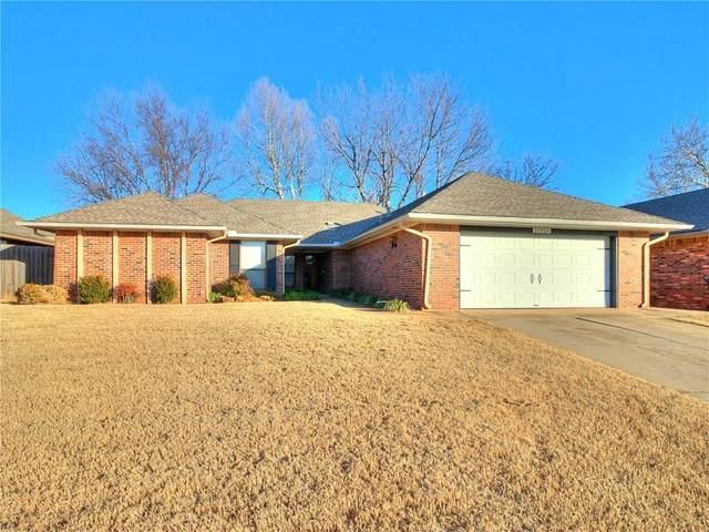 11916 Corn Flower Place, Oklahoma City, OK 73120 (MLS #906129) :: Homestead & Co