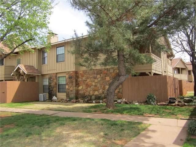 14319 N Pennsylvania Avenue 15C, Oklahoma City, OK 73134 (MLS #906143) :: Homestead & Co