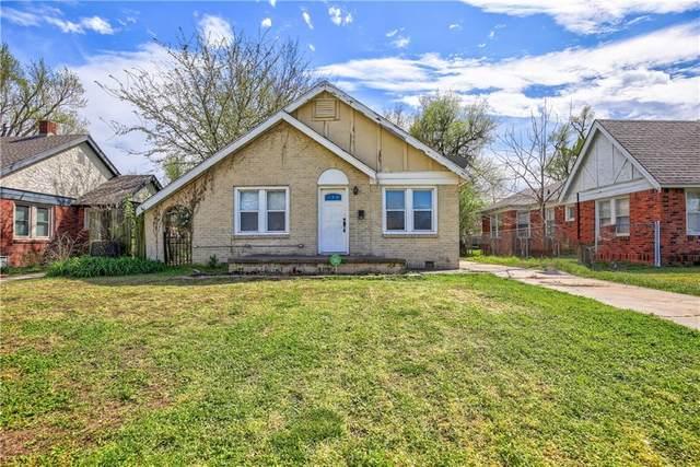 2844 NW 18 Street, Oklahoma City, OK 73107 (MLS #906150) :: Homestead & Co