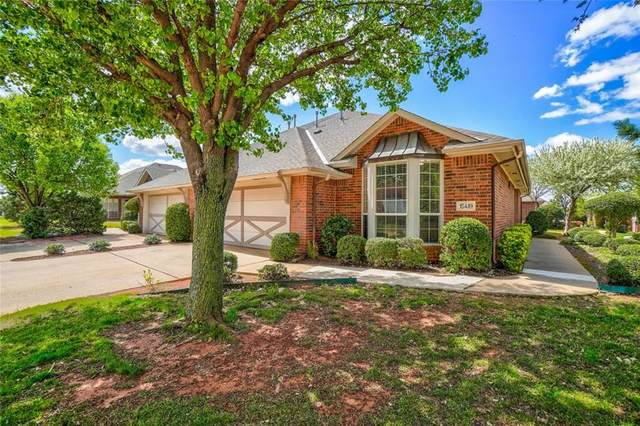 15419 Monarch Lane, Edmond, OK 73013 (MLS #906157) :: Homestead & Co