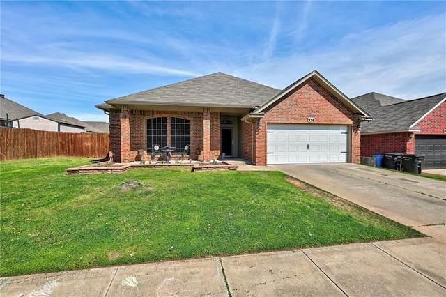 936 Oak Creek Drive, Moore, OK 73160 (MLS #906172) :: Homestead & Co