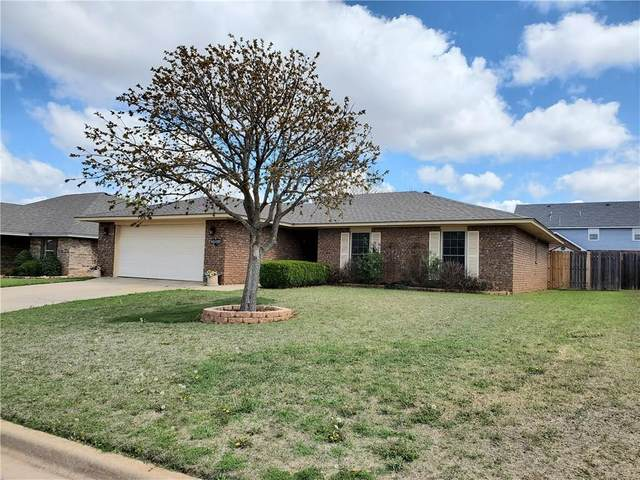 1904 Linwood Street, Weatherford, OK 73096 (MLS #906186) :: ClearPoint Realty