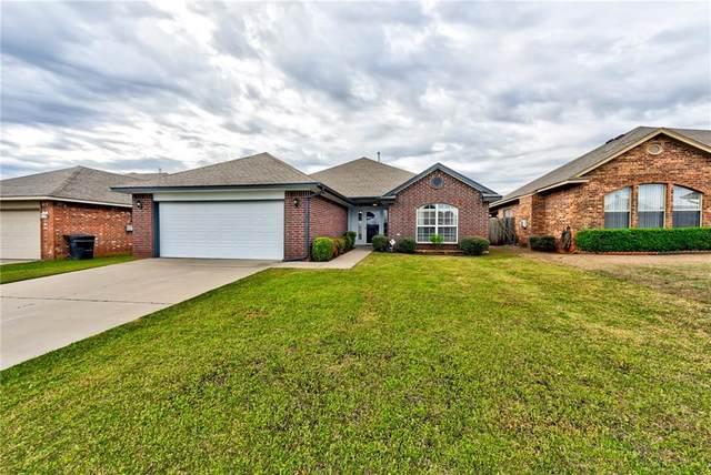 1724 SW 31st Street, Moore, OK 73160 (MLS #906189) :: Keri Gray Homes