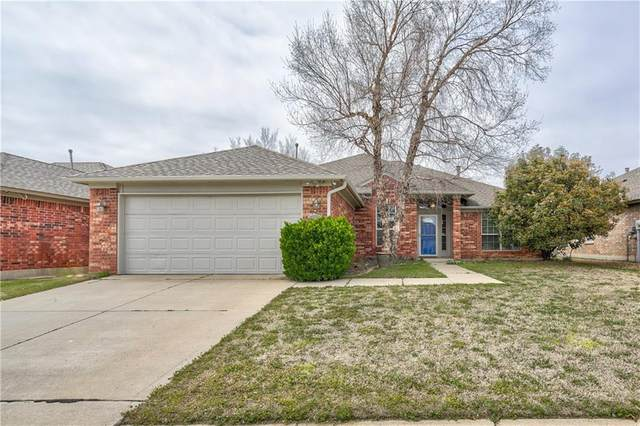 14109 Kysela Drive, Oklahoma City, OK 73170 (MLS #906249) :: Homestead & Co