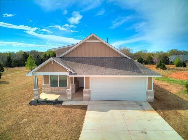 1290 Lakeview Drive, Edmond, OK 73034 (MLS #906251) :: Keri Gray Homes
