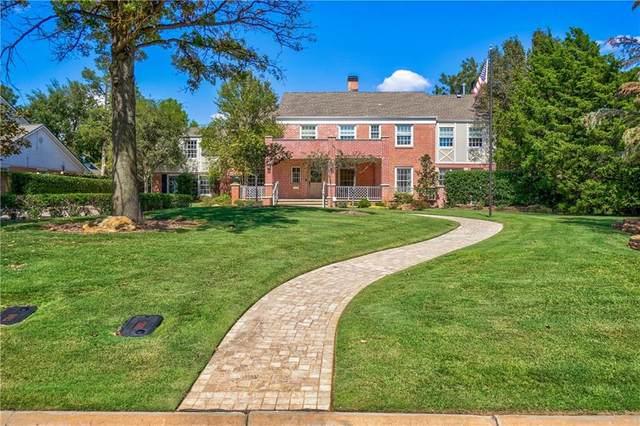 1205 Glenwood Avenue, Nichols Hills, OK 73116 (MLS #906257) :: Homestead & Co