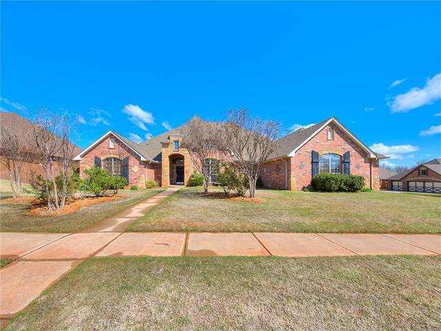 1313 NW 186th Street, Edmond, OK 73003 (MLS #906260) :: Homestead & Co