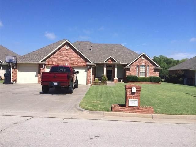 11624 Copper Trails Lane, Oklahoma City, OK 73170 (MLS #906276) :: Homestead & Co
