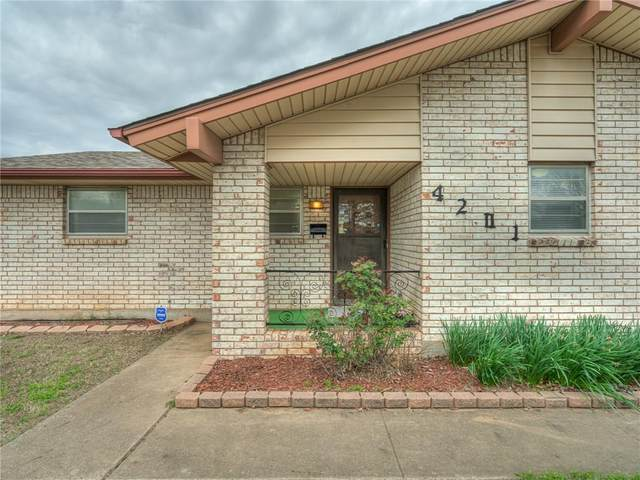 4201 Vickie Drive, Del City, OK 73115 (MLS #906277) :: Homestead & Co