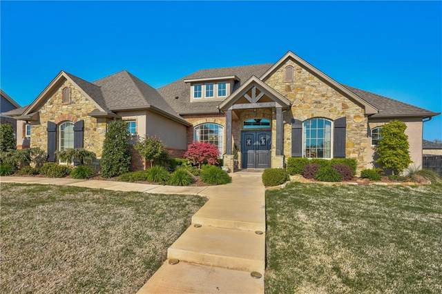 2349 Sutton Place, Edmond, OK 73012 (MLS #906290) :: Homestead & Co
