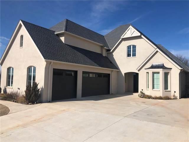 373 Saint Claire Drive, Edmond, OK 73025 (MLS #906291) :: Homestead & Co