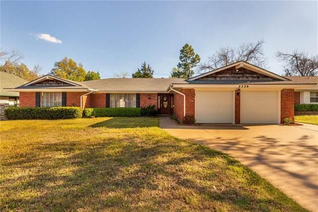 2526 NW 57th Street, Oklahoma City, OK 73112 (MLS #906297) :: Homestead & Co