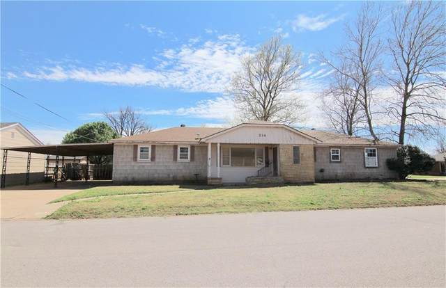 214 Hayden Boulevard, Elk City, OK 73644 (MLS #906302) :: Homestead & Co