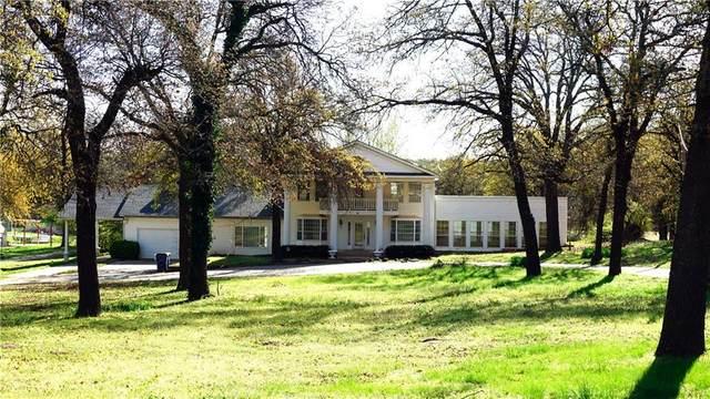 500 Edgewood Drive, Choctaw, OK 73020 (MLS #906304) :: Erhardt Group at Keller Williams Mulinix OKC
