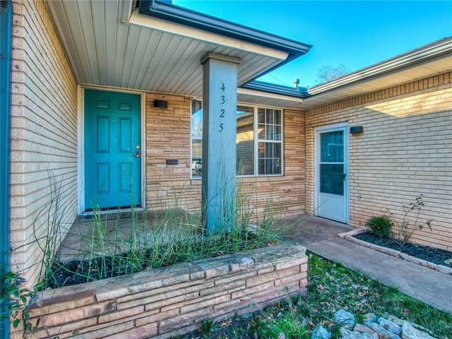 4325 N Indiana Avenue, Oklahoma City, OK 73118 (MLS #906307) :: Keri Gray Homes