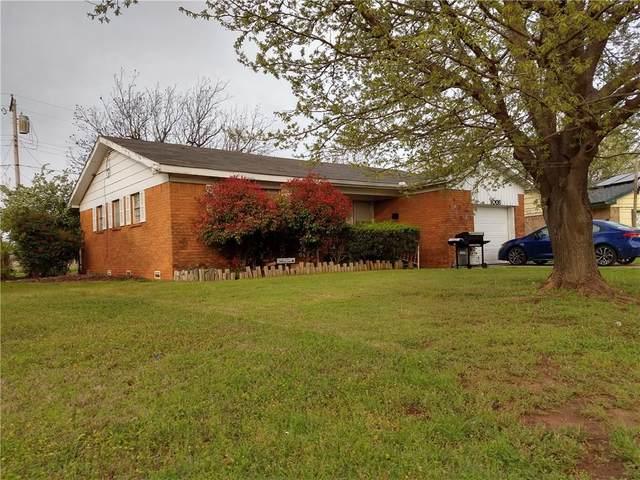 1008 Burns Street, Altus, OK 73521 (MLS #906314) :: Keri Gray Homes