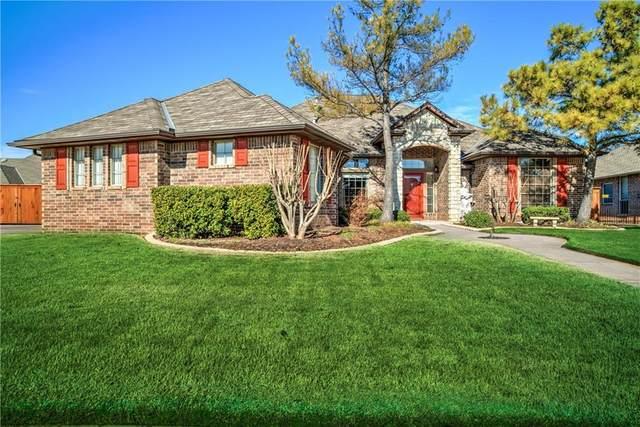 16641 Parkhurst Road, Edmond, OK 73012 (MLS #906316) :: Homestead & Co