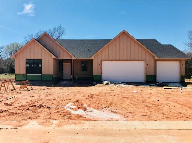 11755 Blue Heron, Guthrie, OK 73044 (MLS #906335) :: Homestead & Co