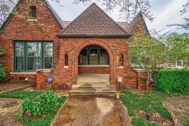 253 NW Eubanks Street, Oklahoma City, OK 73118 (MLS #906343) :: Homestead & Co