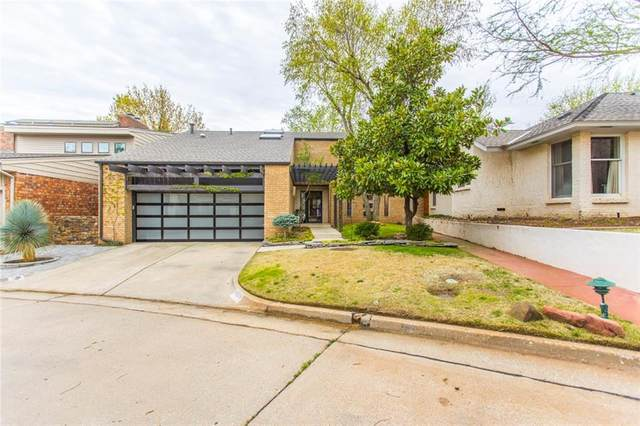 3101 Castlerock Road Road #50, Oklahoma City, OK 73120 (MLS #906366) :: Homestead & Co