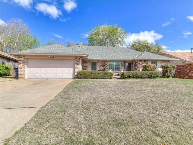 5109 SE 55th Street, Oklahoma City, OK 73135 (MLS #906375) :: Homestead & Co
