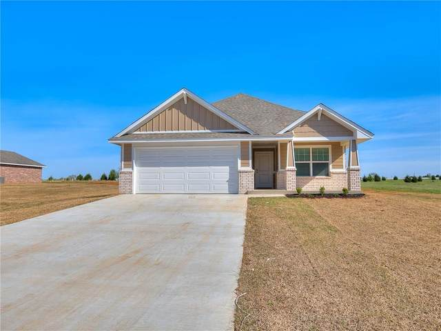 1341 Lakeview Drive, Edmond, OK 73034 (MLS #906381) :: Homestead & Co