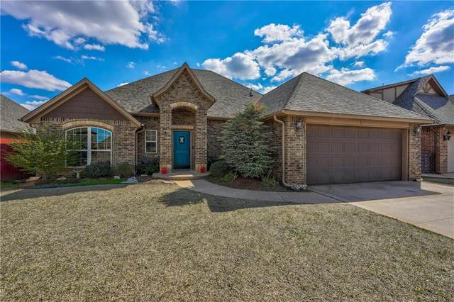 3224 NW 192nd Terrace, Edmond, OK 73012 (MLS #906392) :: Homestead & Co