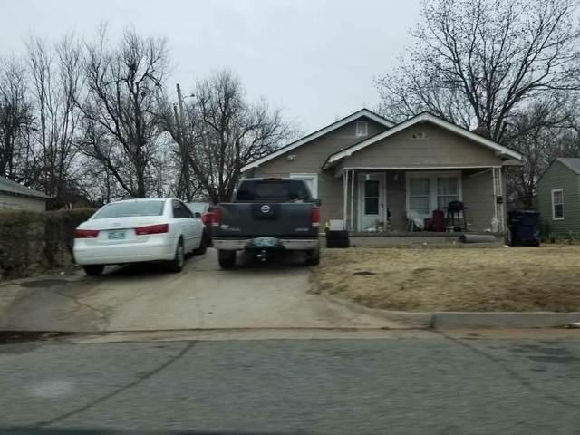 2115 N Jordan Avenue, Oklahoma City, OK 73111 (MLS #906406) :: Homestead & Co