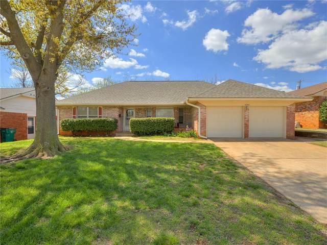 6705 N Ann Arbor Terrace, Oklahoma City, OK 73132 (MLS #906418) :: Homestead & Co