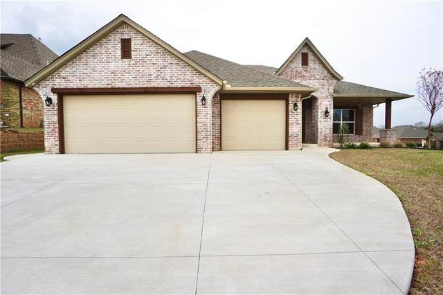 12210 Elizabeth Drive, Midwest City, OK 73130 (MLS #906421) :: Homestead & Co