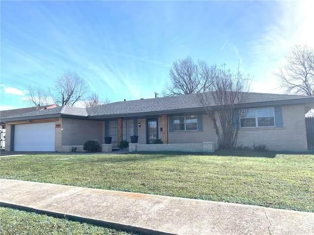8408 S Hillcrest Terrace, Oklahoma City, OK 73159 (MLS #906426) :: Homestead & Co