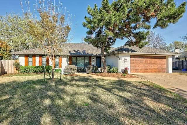 1617 Crafton Court, Oklahoma City, OK 73159 (MLS #906467) :: Homestead & Co