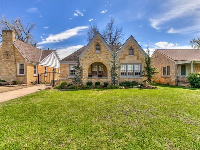 3340 NW 22nd Street, Oklahoma City, OK 73107 (MLS #906470) :: Homestead & Co