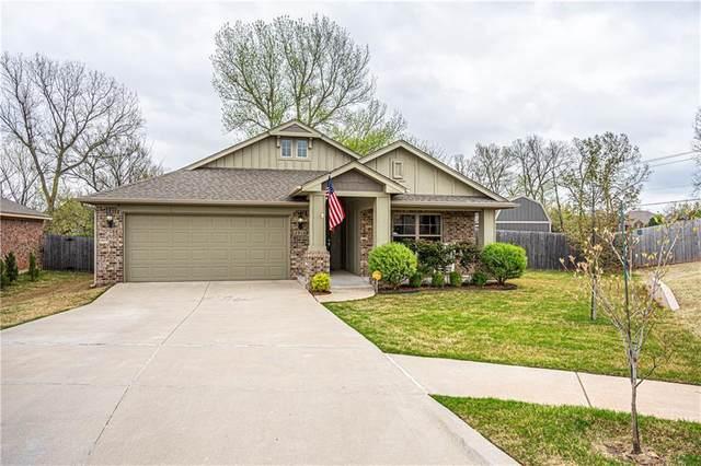 2916 Narrowleaf Lane, Oklahoma City, OK 73128 (MLS #906483) :: Homestead & Co