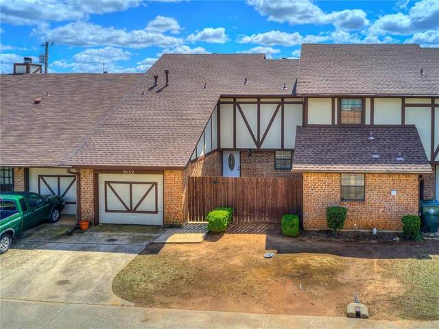 9132 Knottingham, Midwest City, OK 73130 (MLS #906484) :: Homestead & Co