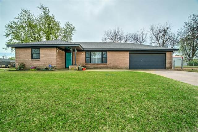521 N Bell Avenue, Crescent, OK 73028 (MLS #906494) :: Homestead & Co